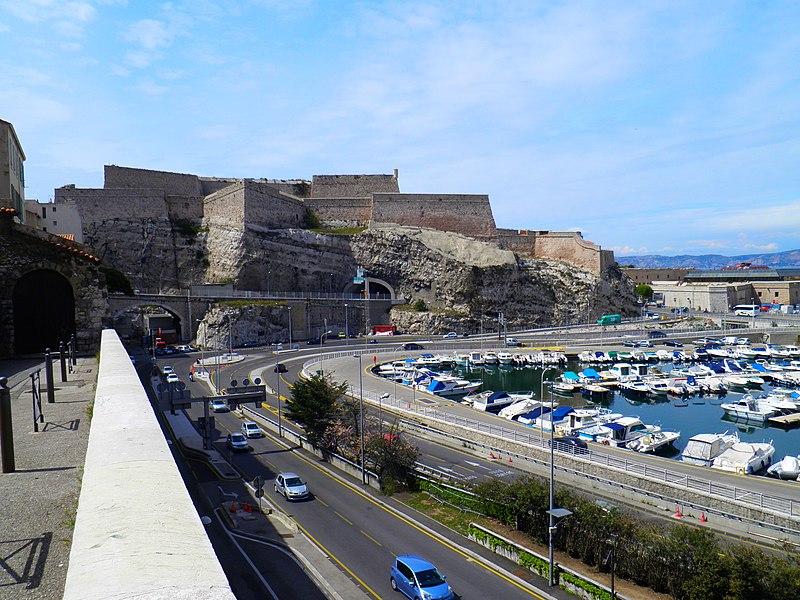 File:Fort Saint-Nicolas - panoramio.jpg