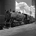 Fort Worth and Denver City, Locomotive No. 314 with Tender, Left Side (16081416802).jpg