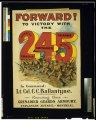 Forward! To victory with the 245 Overseas Canadian Grenadier Guards Battalion LCCN2005696927.tif