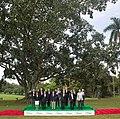 Fotografía Oficial de los Mandatarios de los países miembros de la Alianza del Pacífico. (8797961573).jpg