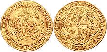 Le Franc à cheval représente le roi Jean le Bon qui a gardé une image de roi à l esprit chevaleresque dans la population. Le franc vaut une livre tournois, sa création restaure l autorité royale en mettant fin aux mutations monétaires.