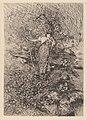 Francesco Paolo Michetti, Keeper of the Turkeys (Gardeuse de dindons), 1876, NGA 160889.jpg