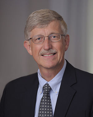 Francis Collins cover
