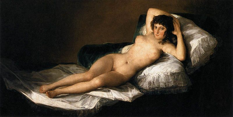 File:Francisco de Goya y Lucientes - The Nude Maja (La Maja Desnuda) - WGA10044.jpg