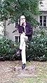 Frank-Manuel Peter Monuments Man 1 Uslar 2019.jpg