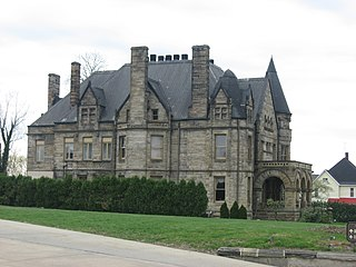 Frank H. Buhl Mansion United States historic place