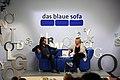 Frankfurter Buchmesse 2016 - Precht - Sagenschneider 5.JPG