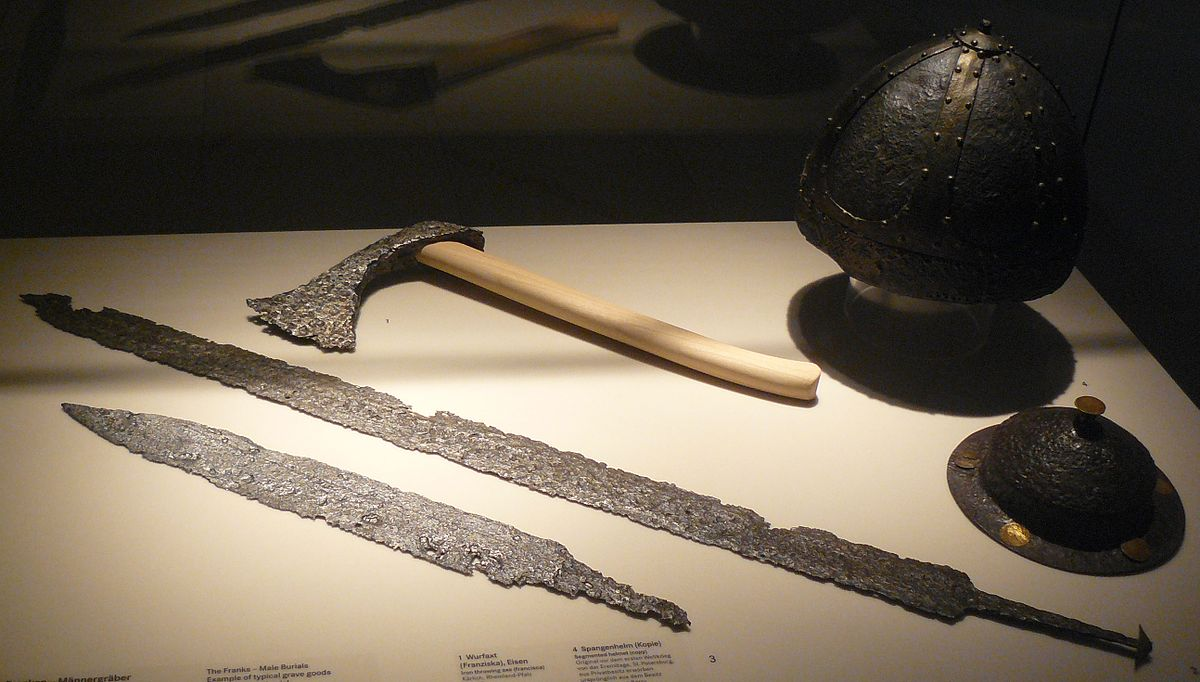 Technology ancestors: weapons of ancient civilizations