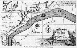 Franklin's chart of the Gulf Stream.jpg