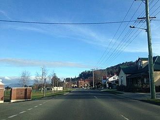 Franklin, Tasmania - Image: Franklin, Tasmania