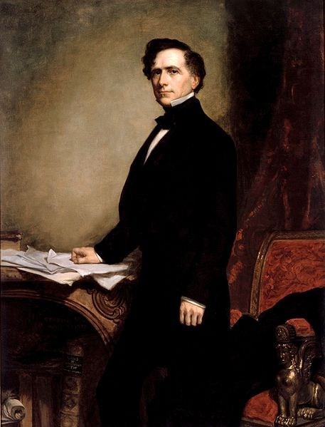 File:Franklin Pierce by GPA Healy, 1858.jpg
