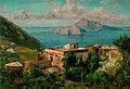 Franz Schreyer - Capri, von Terinimi gesehen.jpg