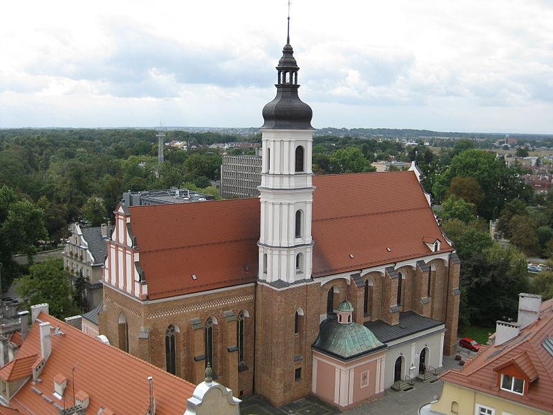 File:Franziskanerkirche Opole.jpg