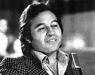 Fred Bongusto Italian singer