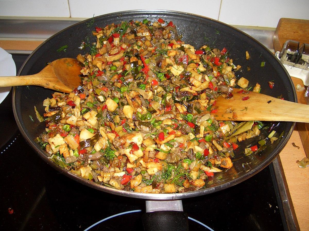 Rica comida de la polizonta - 3 3