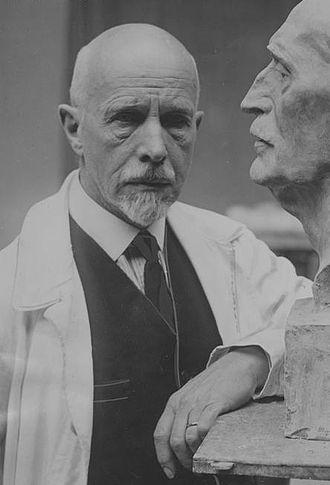 Fritz Klimsch - Klimsch in 1940