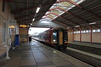Frome - SWT 159016 down train.JPG