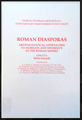 Front Cover Image of Hella Eckardt (editor), Roman diasporas- archaeological approaches to mobility and diversity in the Roman empire.png