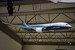 Frontiers of Flight Museum December 2015 048 (Boeing 787 Dreamliner model).jpg