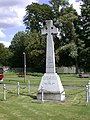 Fulbourn War Memorial - geograph.org.uk - 923663.jpg