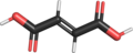 Fumaric acid sticks-model.png