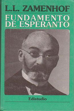 Fundamento de Esperanto — Wikipédia
