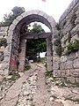 Gülek Castle gate.jpg