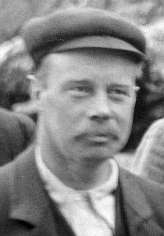 George Hudson (entomologist) - Hudson in 1907, as a member of the Auckland Islands party of the Sub Antarctic Expedition
