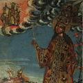 G.Ya.Agapov. St. Catherine (Povolzhye, 1726, GIM) detail.jpg