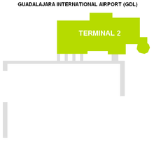 Guadalajara International Airport Wikipedia The Free