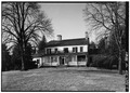 GENERAL VIEW OF SOUTH ELEVATION - John Jay House, State Route 22, Katonah, Westchester County, NY HABS NY,60-KAT,1-1.tif