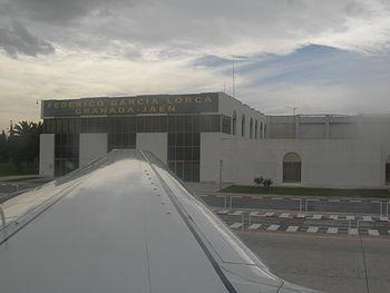 GRX Airport Terminal