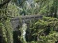 Gadenstatt Brücke über das Landwasser, Davos Wiesen GR - Filisur GR 20190822-jag9889.jpg
