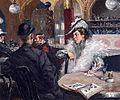 Gaetano de Las Heras Parisian Cafe 1903.jpg