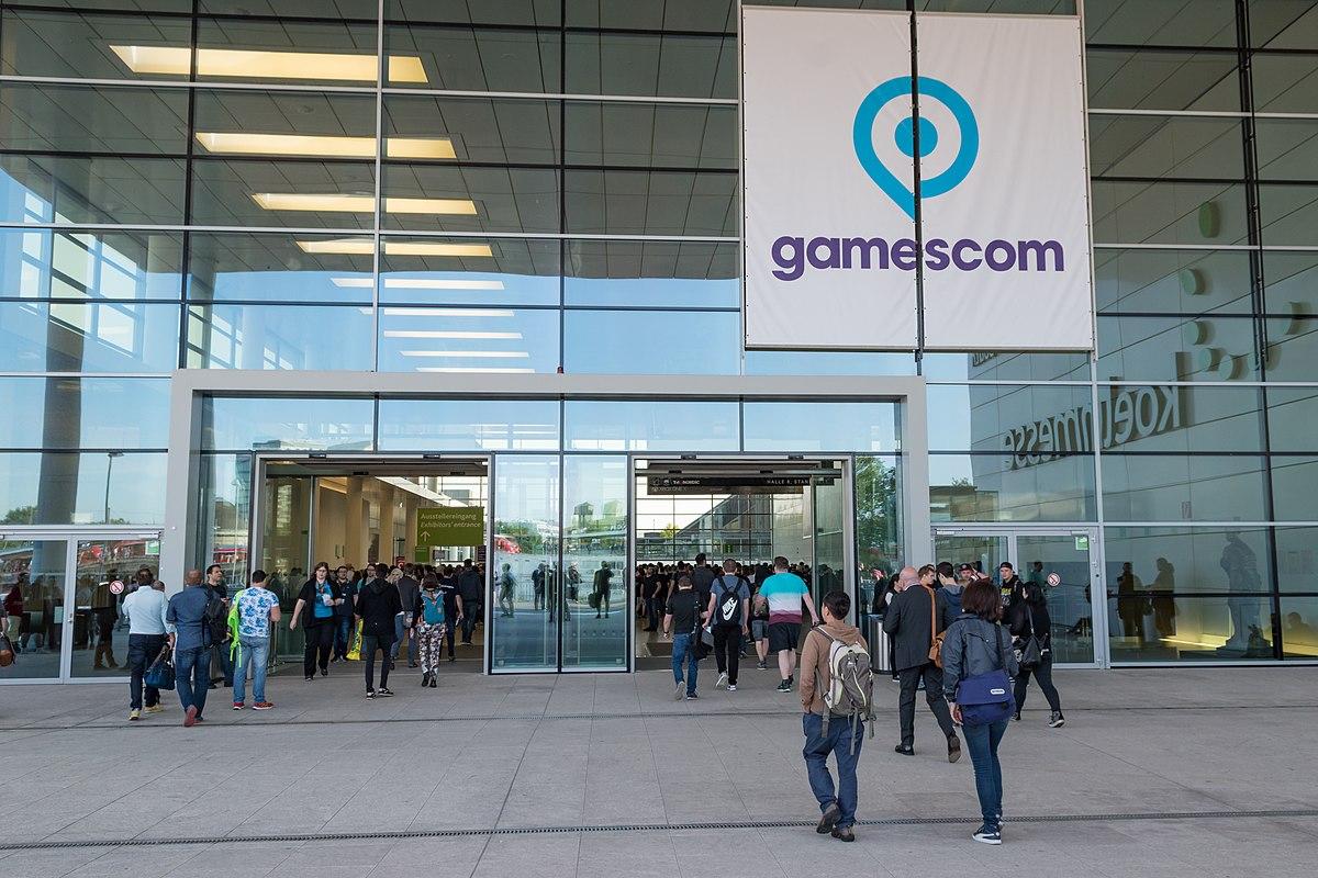 Gamescom 2021 Besucher