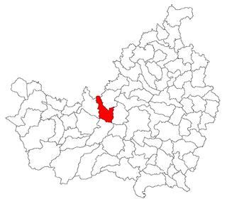 Gârbău, Cluj Commune in Cluj, Romania
