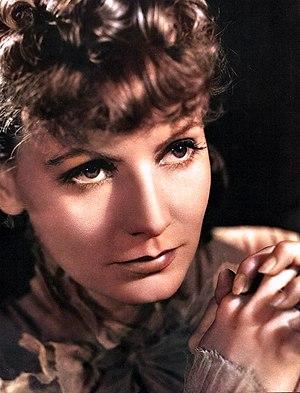 Schauspieler Greta Garbo