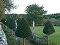 Garden of the old hall, Stiffkey - geograph.org.uk - 1064391.jpg