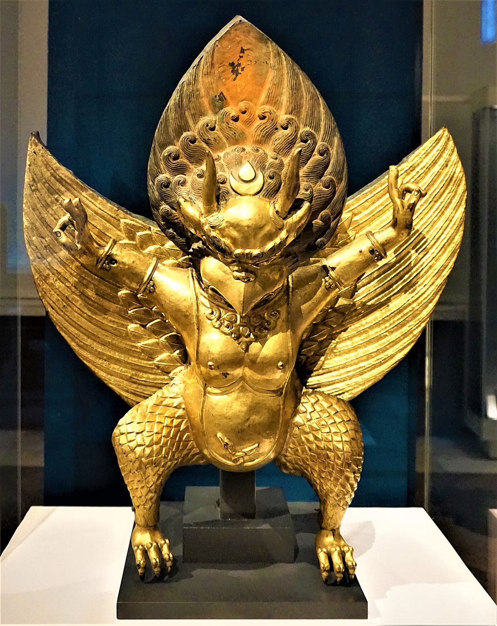 Garuda - British Museum - Joy of Museums