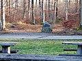 Gedenkstein für Oberförster Jürgen Frank 1940-1975 (2013) - panoramio.jpg