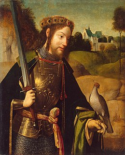 Bavo of Ghent Roman Catholic and Eastern Orthodox saint