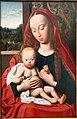 Geertgen tot sint jans, madonna col bambino, 1480-90 ca. 02.JPG
