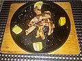 Gegrilltes Ibérico-Schweinefleisch aus Teneriffa (48225515287).jpg
