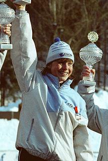 Yvonne van Gennip Dutch speed skater