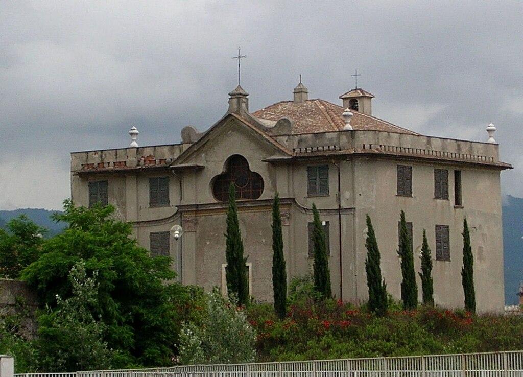 Chiesa Villa Durazzo Santa Margherita Organo