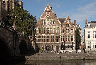 Gent, De Lingtworm en Krocht oeg25148 IMG 0609 2021-08-15 09.27.jpg