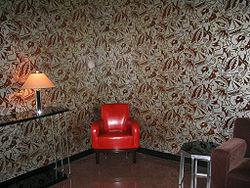 Gentlemens Lounge RCMH