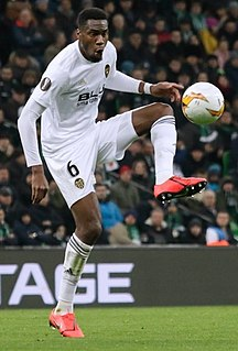 Geoffrey Kondogbia French association football player