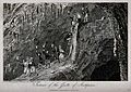 Geology; the grotto at Antiparos. Etching by G. Cruikshank a Wellcome V0025127.jpg