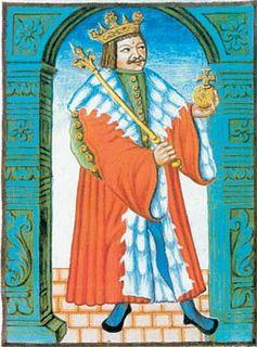 George of Poděbrady King of Bohemia